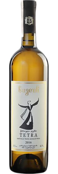 Вино Bugeuli Tetra, 2016