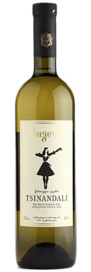 Вино Bugeuli Tsinandali