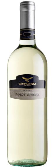 2016 Campagnola Pinot Grigio delle Venezie DOC фото