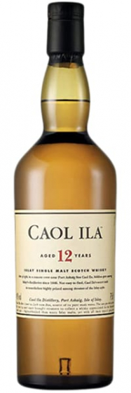 Виски Caol Ila 12 Years Old