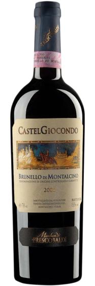 2006 Castelgiocondo Brunello Di Montalcino DOCG фото