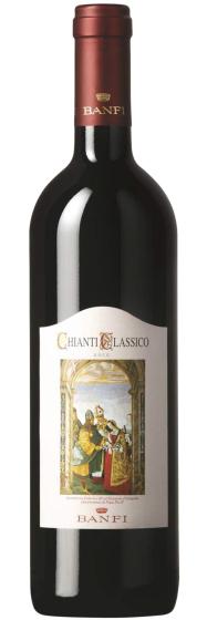 Castello Banfi Chianti Classico фото