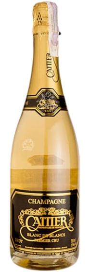 Шампанское Cattier Blanc De Blancs Brut фото