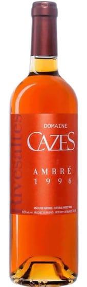 Вино Cazes Rivesaltes Ambre, 1996