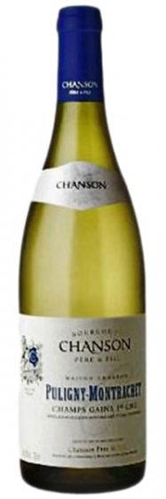 Chanson Pere & Fils Puligny-Montrachet Les Champs Gains, 2004 фото