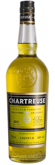 Ликер Chartreuse Yellow