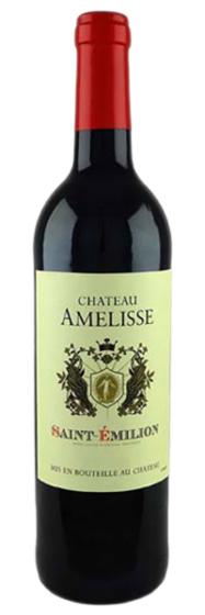 Вино Chateau Amelisse Saint-Emilion