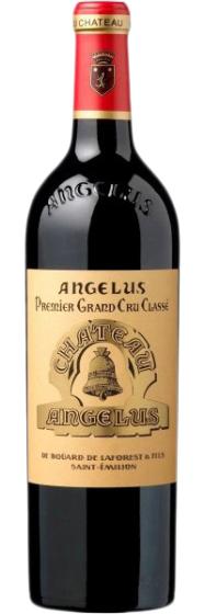 2001 Chateau Angelus Saint-Emilion AOC Grand Cru Classe фото