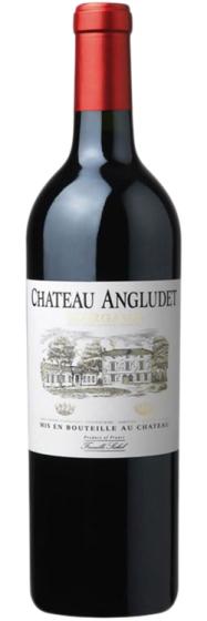 2013 Chateau Angludet Margaux AOC фото