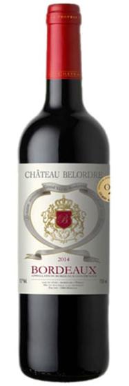Chateau Belordre Bordeaux, 2014 фото