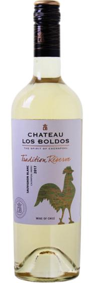 Chateau Los Boldos Sauvignon Blanc Tradition Reserve фото