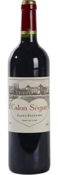 1995 Chateau Calon-Segur Saint-Estephe 3-me Grand Cru Classe фото