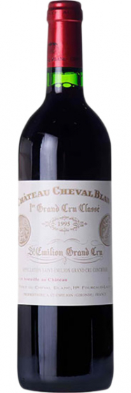 Вино Chateau Cheval Blanc Grand Cru Classe, 1995