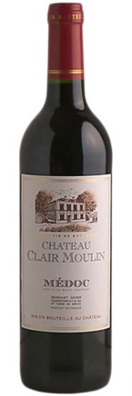 Вино Clair Moulin Medoc, 2015