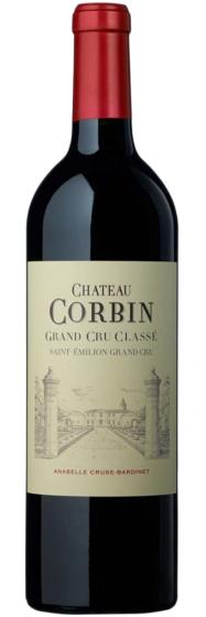 Вино Chateau Corbin Saint-Emilion Grand Cru AOC