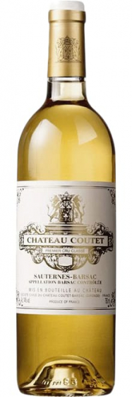 Вино Chateau Coutet Sauternes Barsac