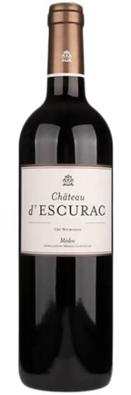 Вино Chateau D'escurac Medoc Bordeaux