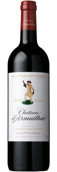 2015 Chateau d'Armailhac Pauillac AOC Grand Cru Classe фото