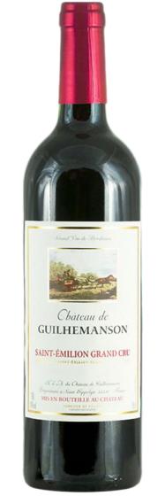 Вино Chateau de Guilhemanson Sant-Emillion