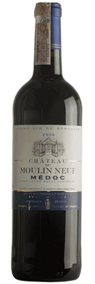 2014 Chateau du Moulin Neuf Medoc AOC фото
