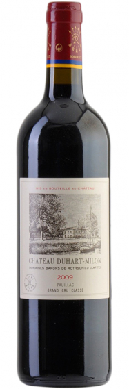 1989 Chateau Duhart-Milon Pauillac AOC Grand Cru Classe фото