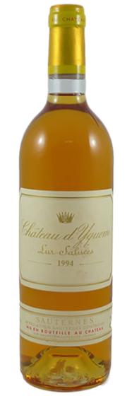 Вино Chateau D'yquem Sauternes Lur Saluces, 1994