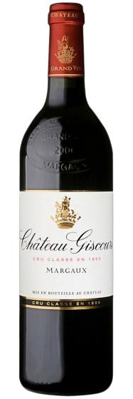 1989 Chateau Giscours Margaux AOC 3-me Grand Cru фото