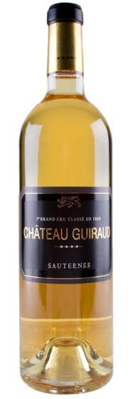 2002 Chateau Guiraud Sauternes AOC фото
