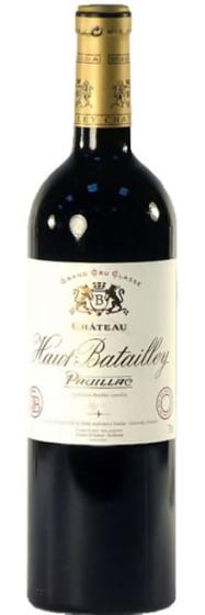 Вино Chateau Haut-Batailley Pauillac