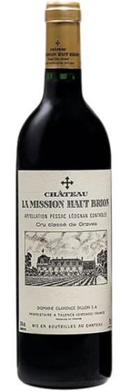 Вино Chateau La Mission Haut-Brion, 1997 фото