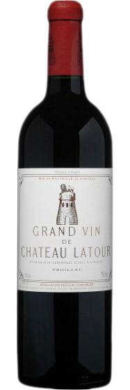 Chateau Latour Premier Grand Cru Classe, 2004 фото