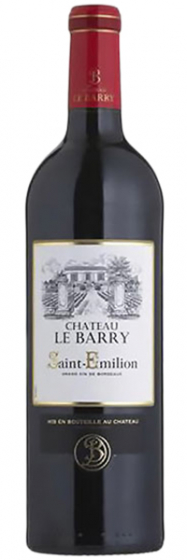 Chateau Le Barry Saint-Emilion, 2015 фото