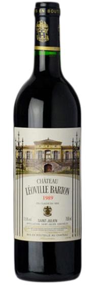1989 Chateau Leoville Barton Saint-Julien 1.5 liter фото