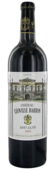 2003 Chateau Leoville Barton Saint-Julien фото