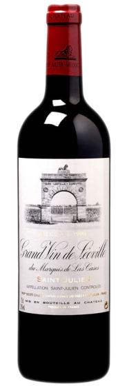 1998 Chateau Leoville Las Cases Grand Vin de Leoville, St.-Julien AOC 2-me Grand Cru Classe фото