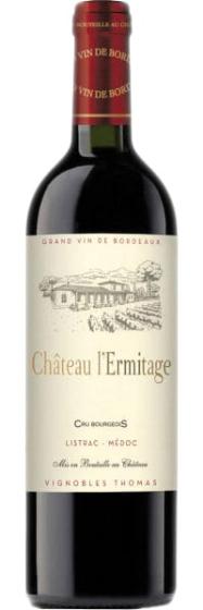 Вино Chateau L'Ermitage Listrac-Medoc