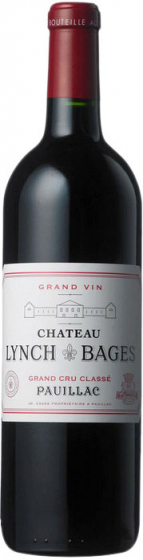 Chateau Lynch-Bages Pauillac AOC 5eme Grand Cru Classe, 1996 фото
