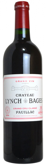 Chateau Lynch-Bages Pauillac AOC 5eme Grand Cru Classe, 2001 фото