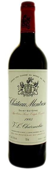 1995 Chateau Montrose St-Estephe фото