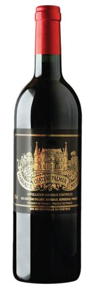 Вино Chateau Palmer Margaux 3-me Grand Cru Classe