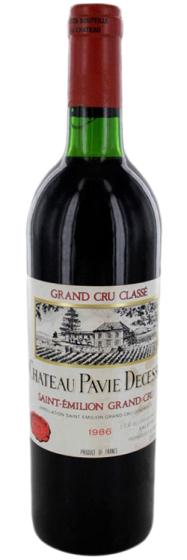 Вино Chateau Pavie-Decesse Saint-Emilion Premier Grand Cru Classe