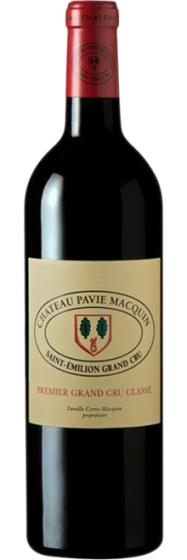 1990 Chateau Pavie Macquin Saint-Emilion Premier Grand Cru Classe AOC фото