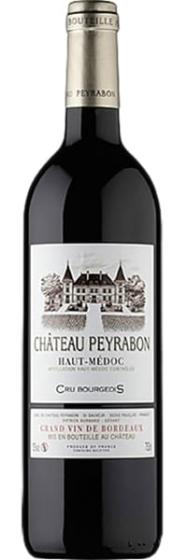 Вино Chateau Peyrabon Haut-Medoc AOC