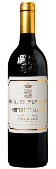 1990 Chateau Pichon Longueville Comtesse de Lalande Pauillac AOC 2-me Grand Cru Classe фото