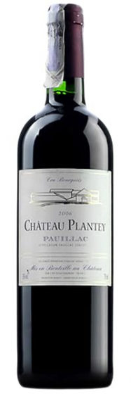 Chateau Plantey Pauillac, 2006 фото