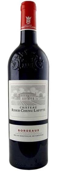 Вино Chateau Rider-Chenu-Lafitte Bordeaux