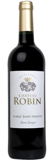 Вино Chateau Robin Lussac Lussac Saint-Emilion
