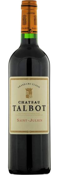 2003 Chateau Talbot St.-Julien AOC 4-me Grand Cru Classe фото