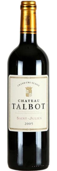 Chateau Talbot St.-Julien AOC 4-me Grand Cru Classe, 2003 фото