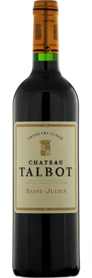 2011 Chateau Talbot St.-Julien AOC 4-me Grand Cru Classe фото